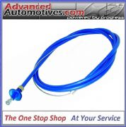 Sytec Motorsport Competition Blue Throttle Cable 1.3 Metre Length TLK001